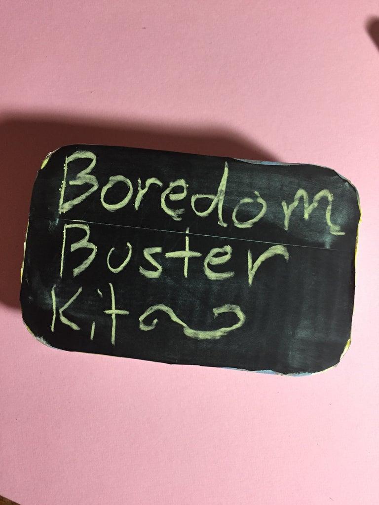 Mini Boredom Buster Kit
