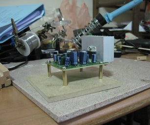Cheap Electronics Project Mount System