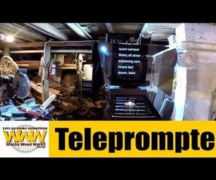 Teleprompter/AutoCue