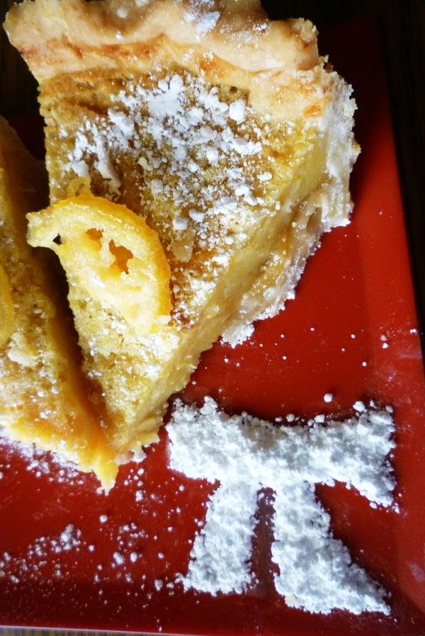 Lemon Pi(e) : Bitter, Sweet, Tangy Goodness