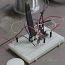 DIY Flex sensor using Sugru and graphite powder (Resistencia flexible usando Sugru y polvo de grafito)