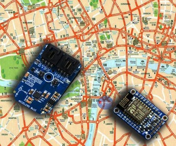Map Orientation Through Web Server
