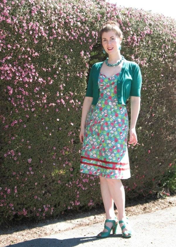 A Springtime Novelty