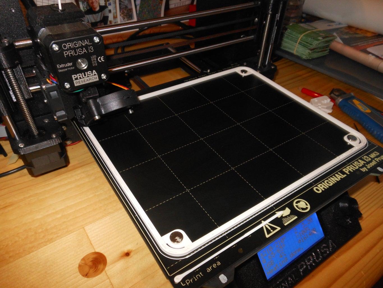 3D Printing the Bezel