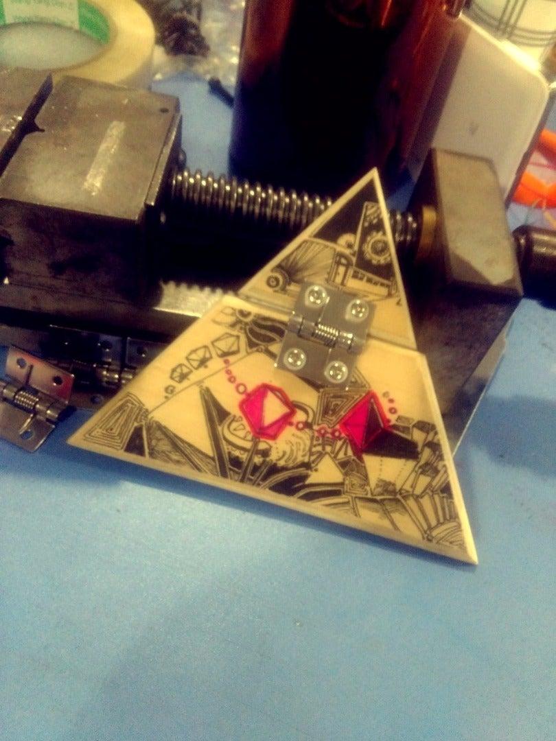Make a Big Pyramid