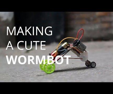 Making a Cute Wormbot