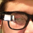 A DIY Google Glass