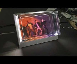 Make a Holographic Dance Party With Your Friends