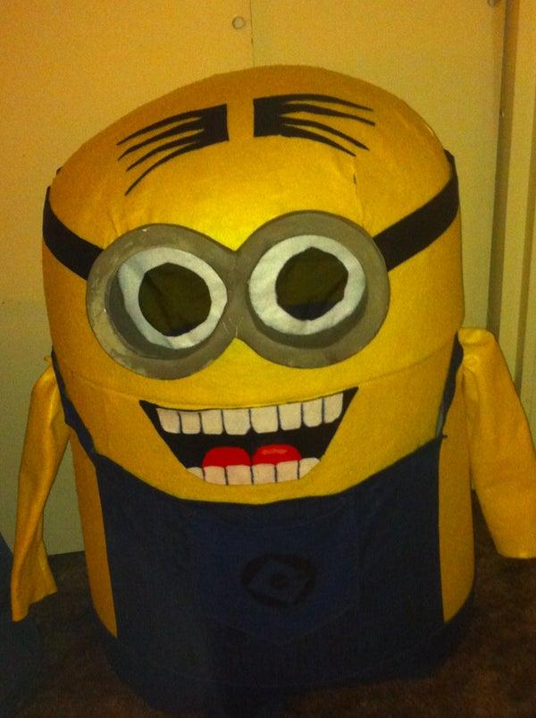 Despicable Me Minion Costume