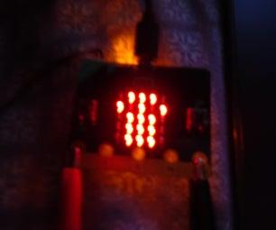 Scary Microbit Light Sensor