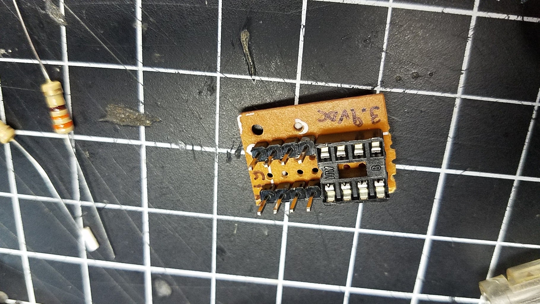 Starting With the Board for the Microcontroller