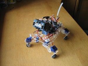 Playful Puppy Robot