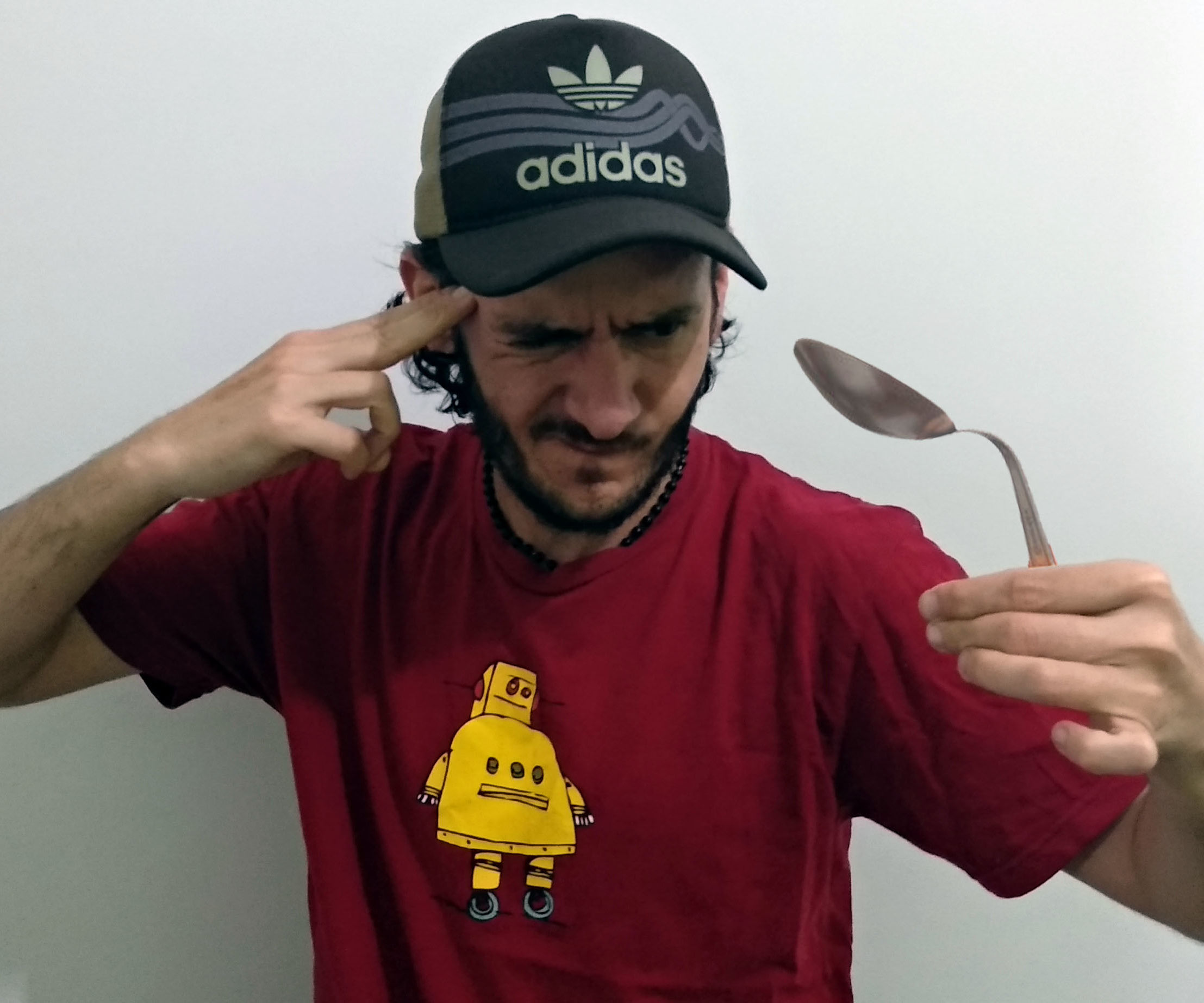 Bend Spoon With the Power of Their Mind!