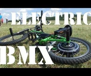 DIY Electric BMX