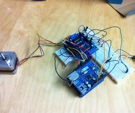 Arduino Controlled Automated Blinds With Web UI
