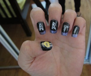 Instructable Robot Nails!