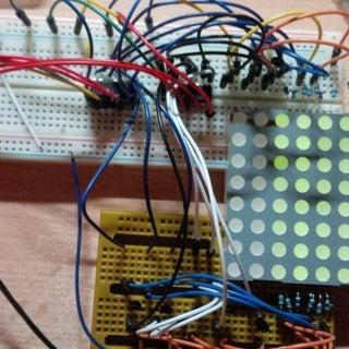 Make a Giant LED Sign! (24x8 Matrix)
