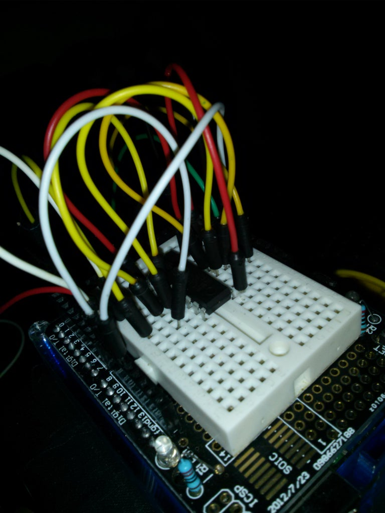 Connect Inputs