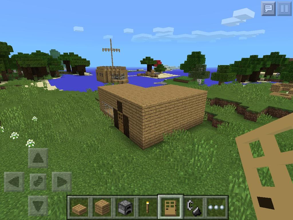 Minecraft Follower House Pt1