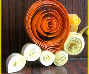 CRAFTY WITH QUILLING
