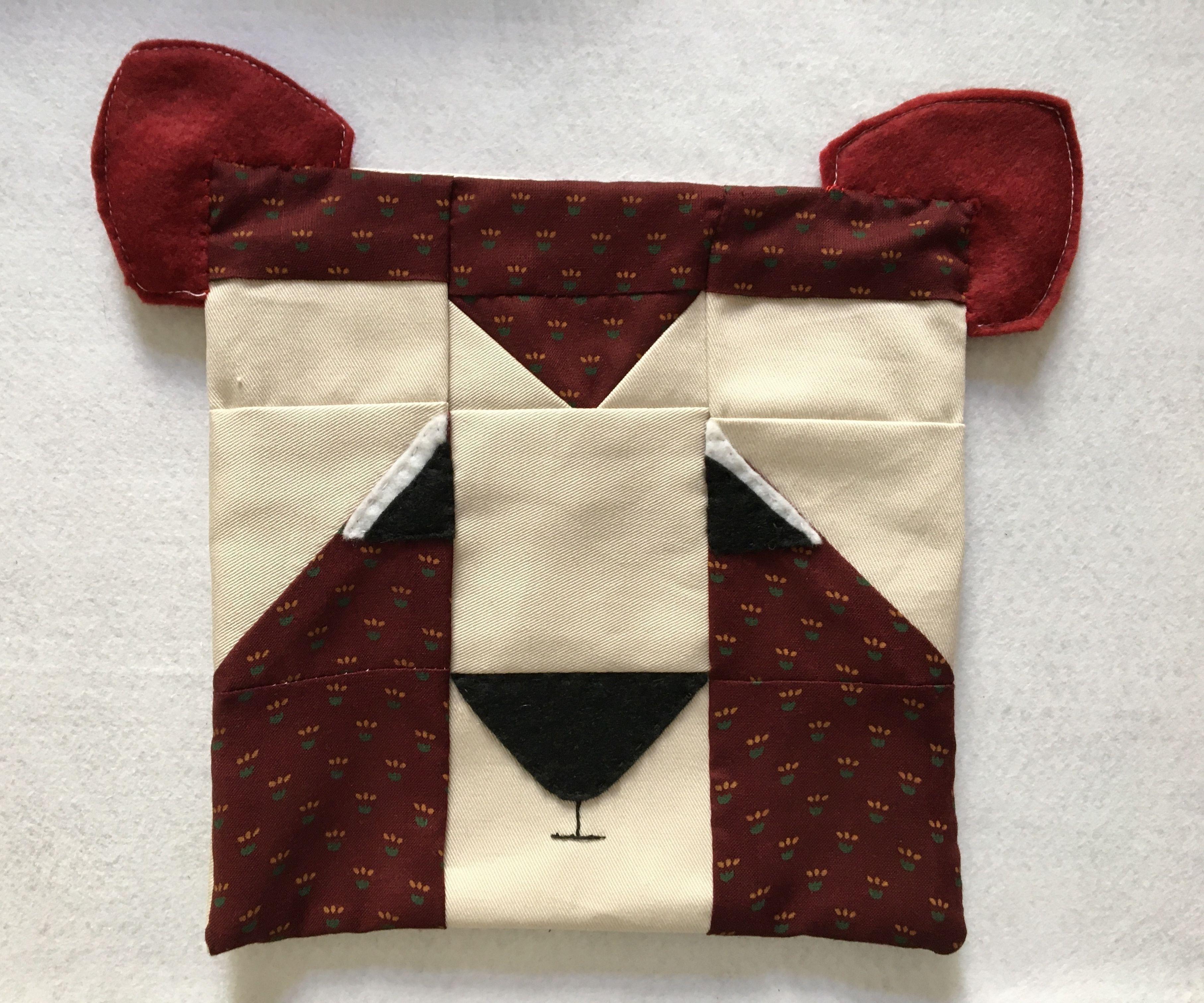 Patchwork Animal Cushions