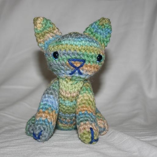 Seagrass Kitten