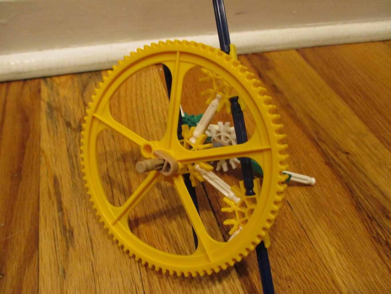 Clockwork Arm