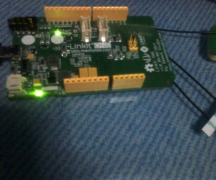 LinkIt ONE GPS Live Tracker With Cayenne