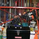 Garage Ski workshop