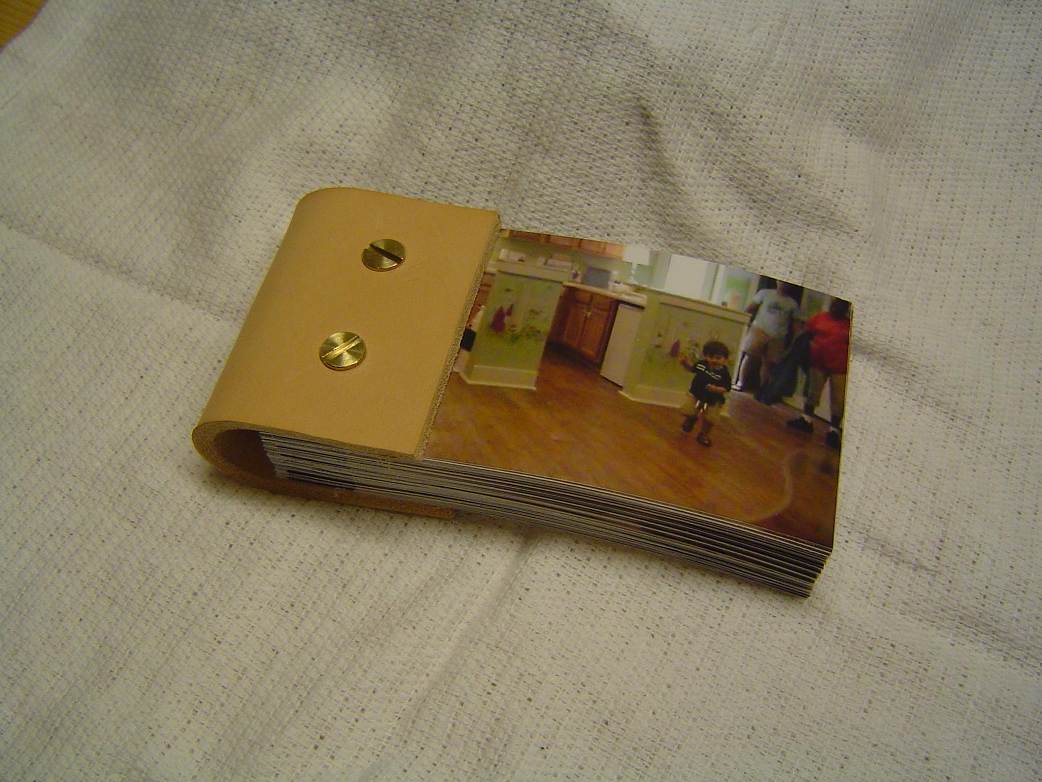 Handmade Flipbook