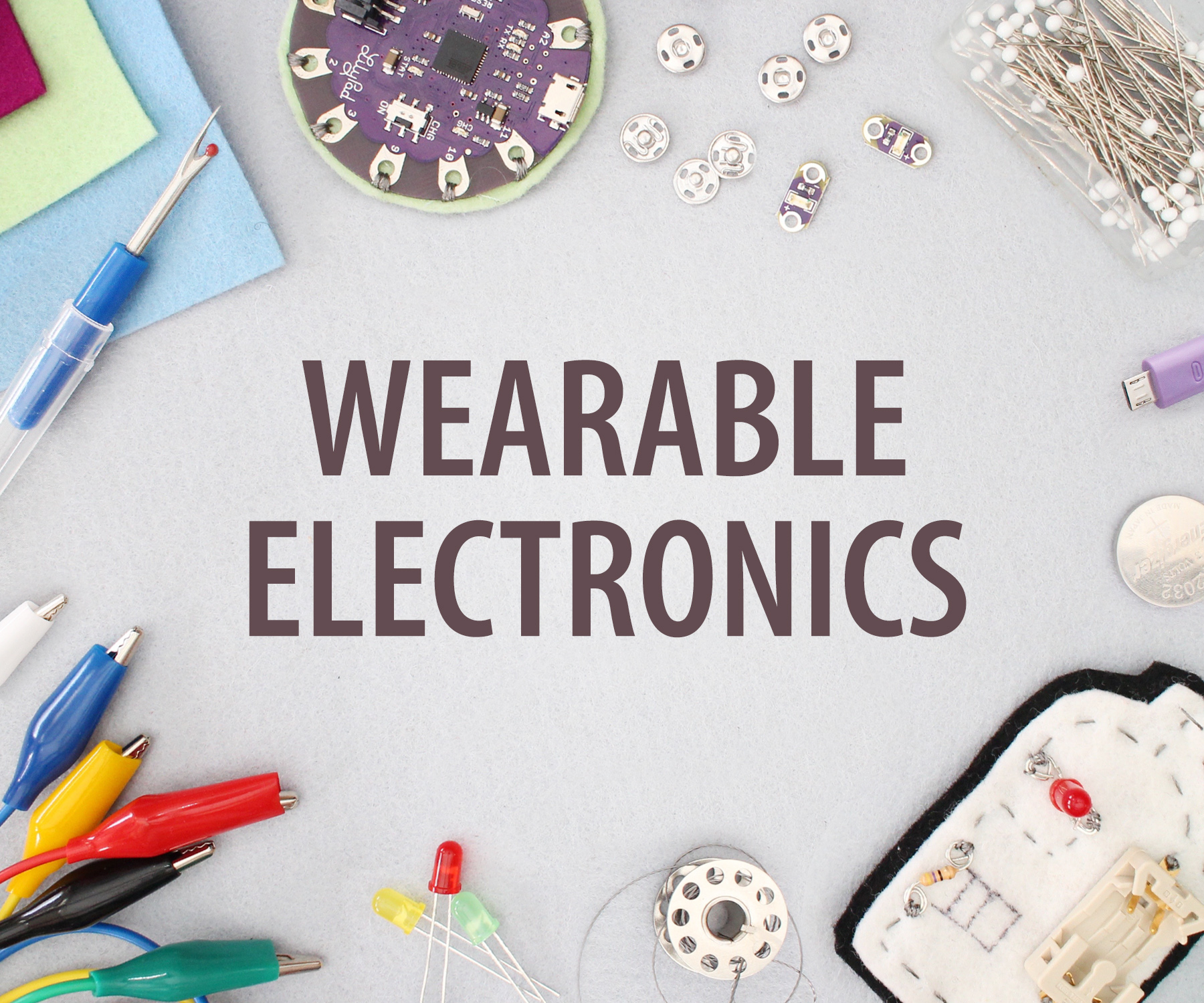 Wearable Electronics Class