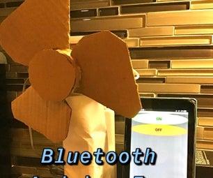 DIY Arduino Bluetooth Fan