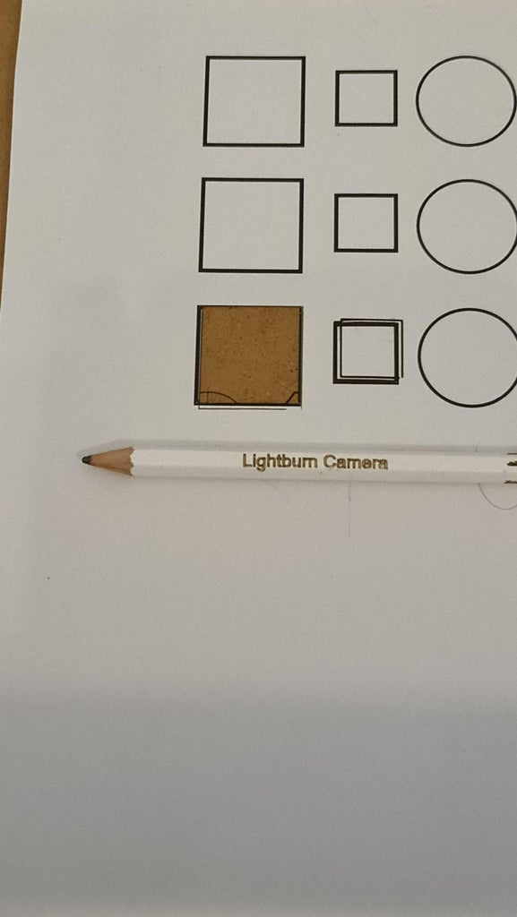 Lightburn With Camera - Laser Object Alignment and Tracing