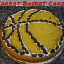 Carrot Basket Cake