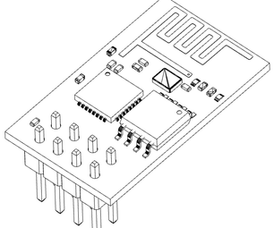 Program Any ESP8266 Board/module With AT Commands Firmware