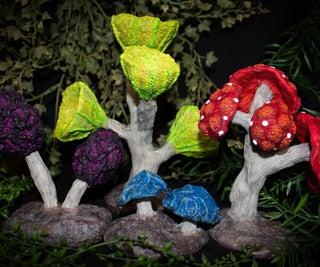 蘑菇林桌面地形