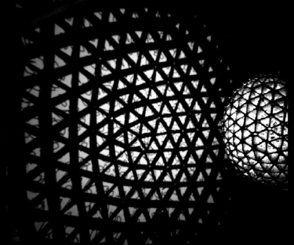 The Origami Sphere Lamp