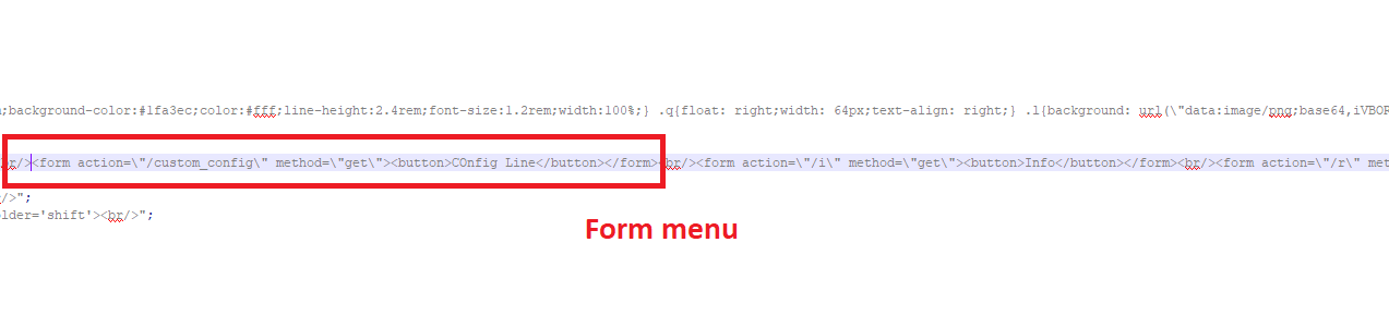 Custom Functions for Form Action
