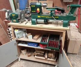 DLP Wood Turning Aid