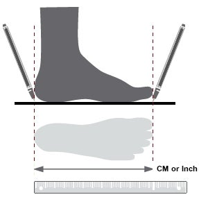 Length of the Shoe