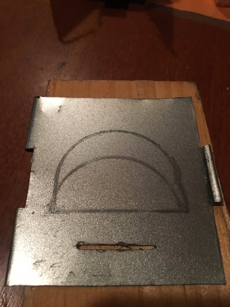 Holes for Air and Wood