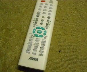 Remote Control Mod