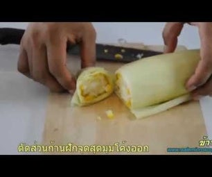 How to Eat Corn Without Boiling It.