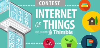 Internet of Things Contest 2016