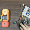 Arduino Library With Robo Wunderkind