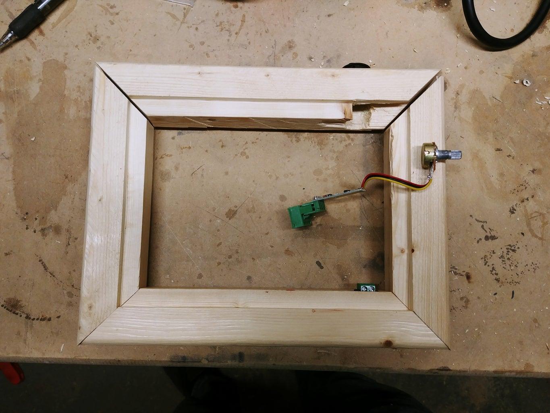 Fitting the Brightness Adjuster