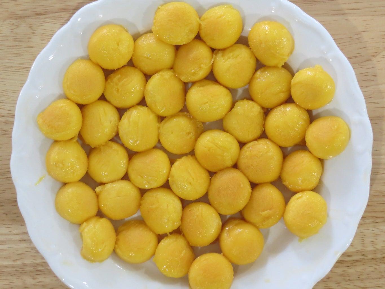 Mangoes and Ganache
