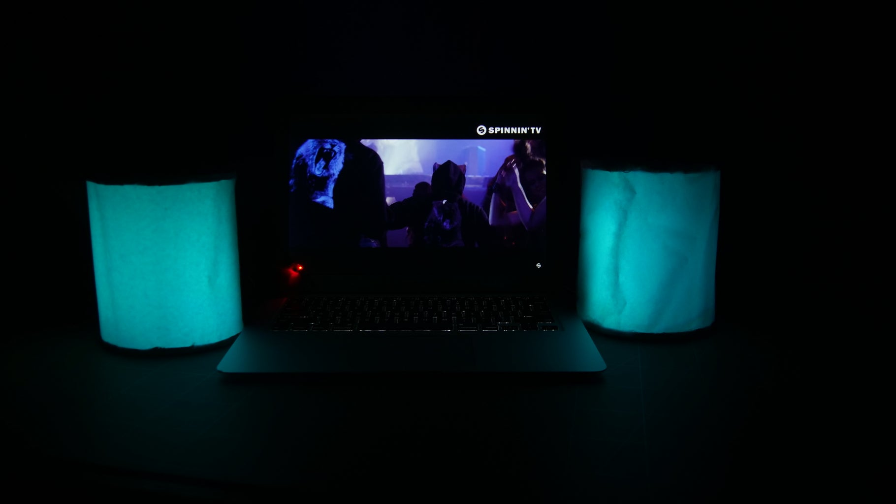 Music Reactive RGB Lamps Using Arduino