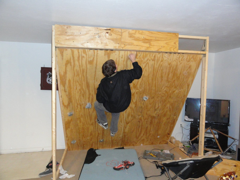 Hang the Plywood
