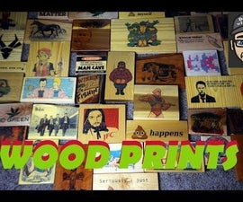 How to Transfer Photos to Wood   Easy DIY Process #WoodPrints